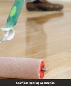 Alkyd Paint Floor