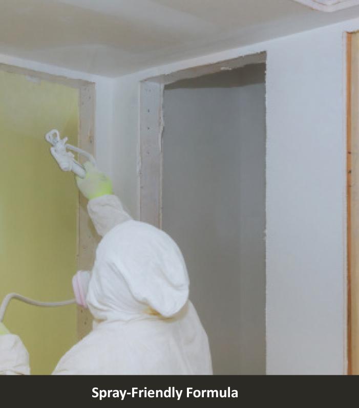 Hallman Lindsay Builder S Legacy 357 Texture Hi Build Interior Spray Texture