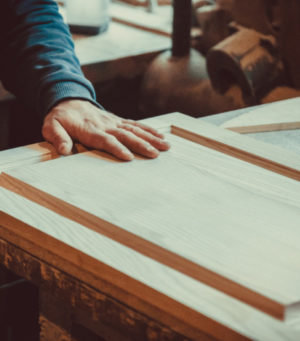 Wood Application