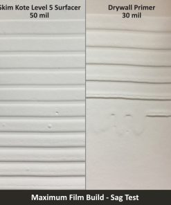Skim Kote Painting Comparison